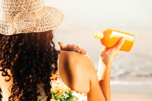 Sun Protection and Anti-aging